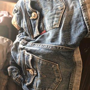 Levi's Bottoms - Jean shorts